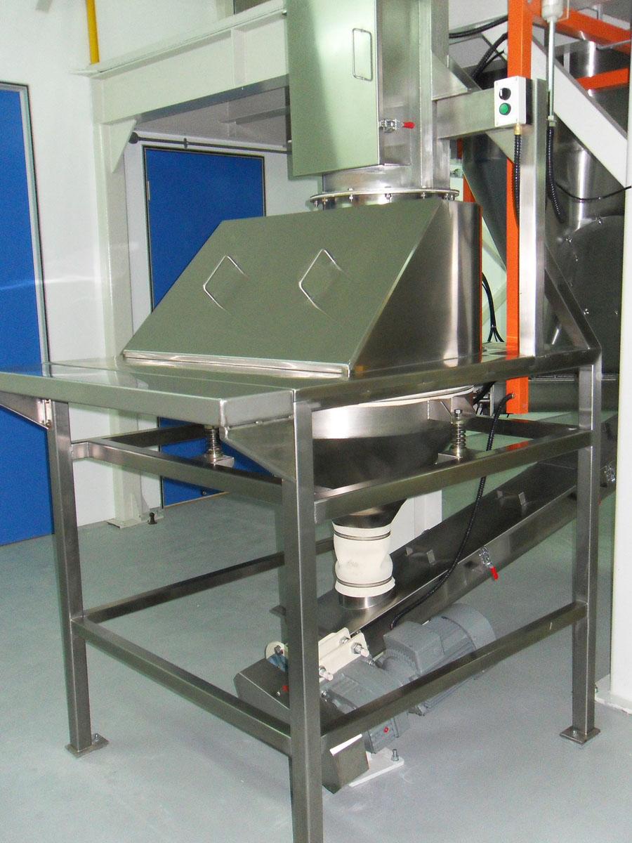 Image of Dumping stations (e.g. for 25–1,000kg bags or bulk bins)