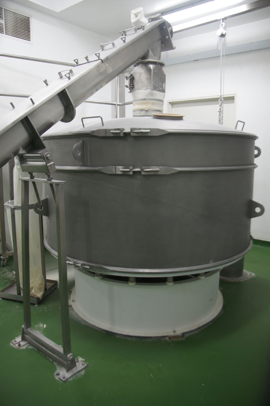 Image of Rotary sifters (sieving & screening equipments)