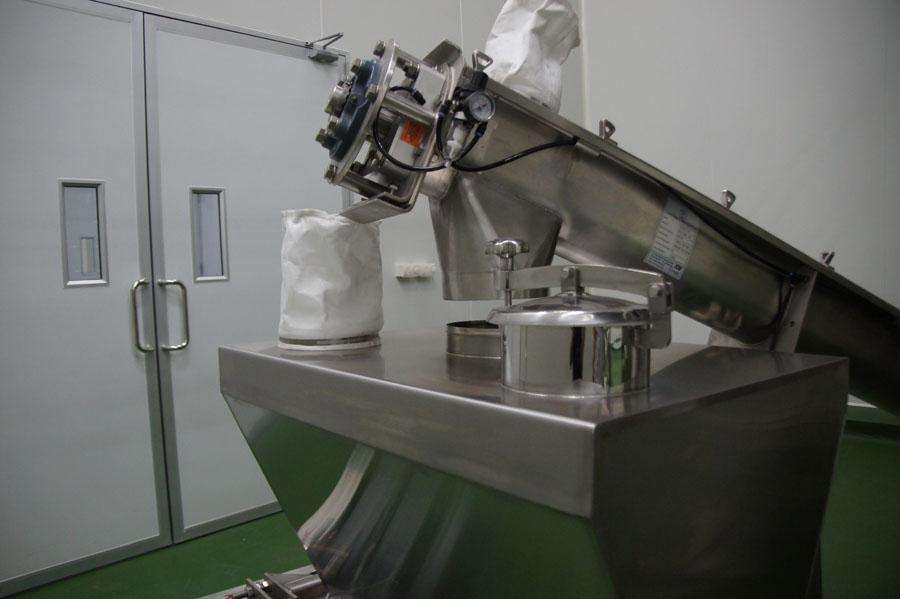Image of Mechanical screw / belt conveyors