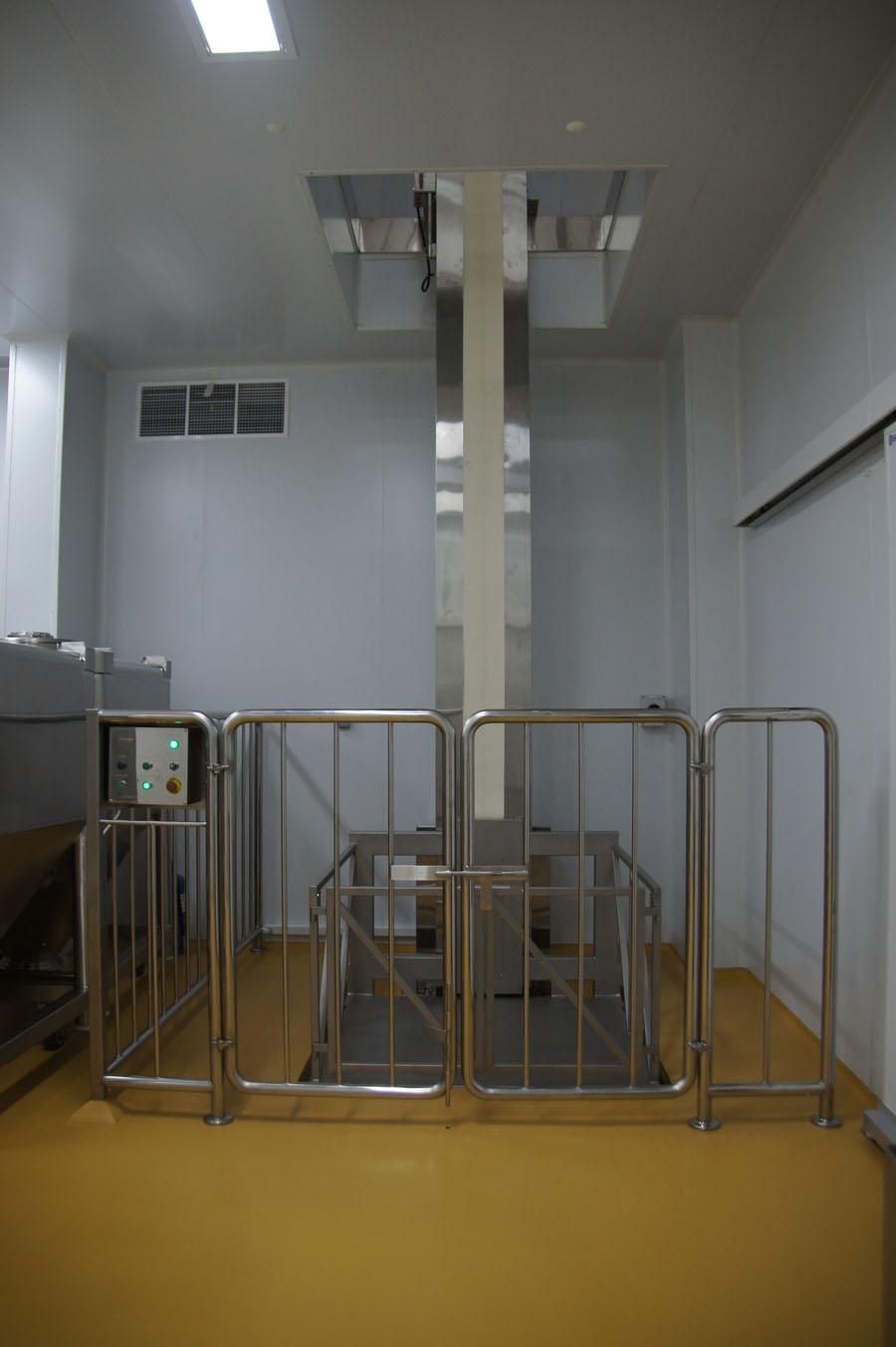 Image of Bucket elevators and lifting equipment