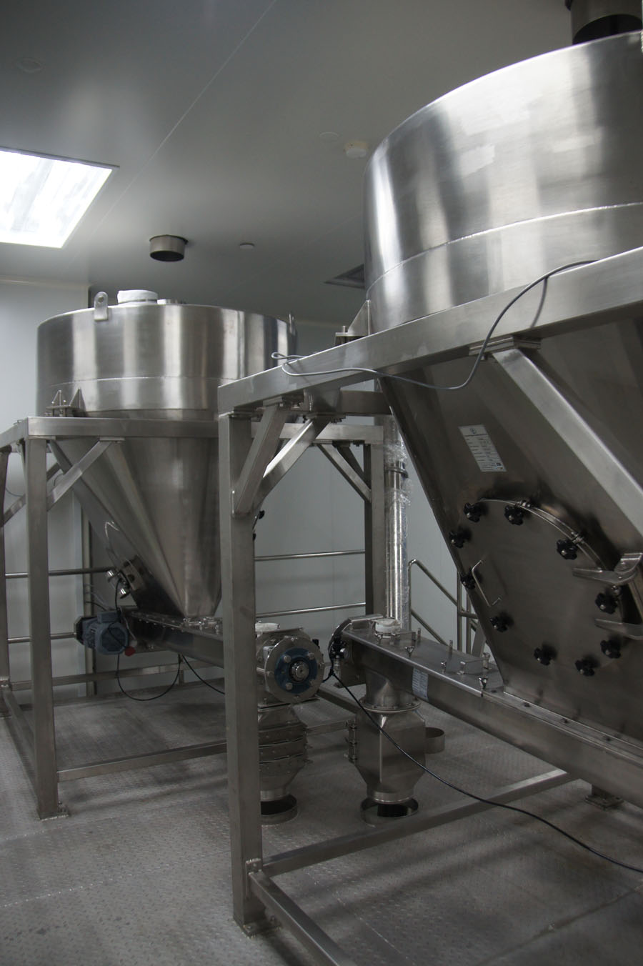 Image of Weighing hoppers / silos