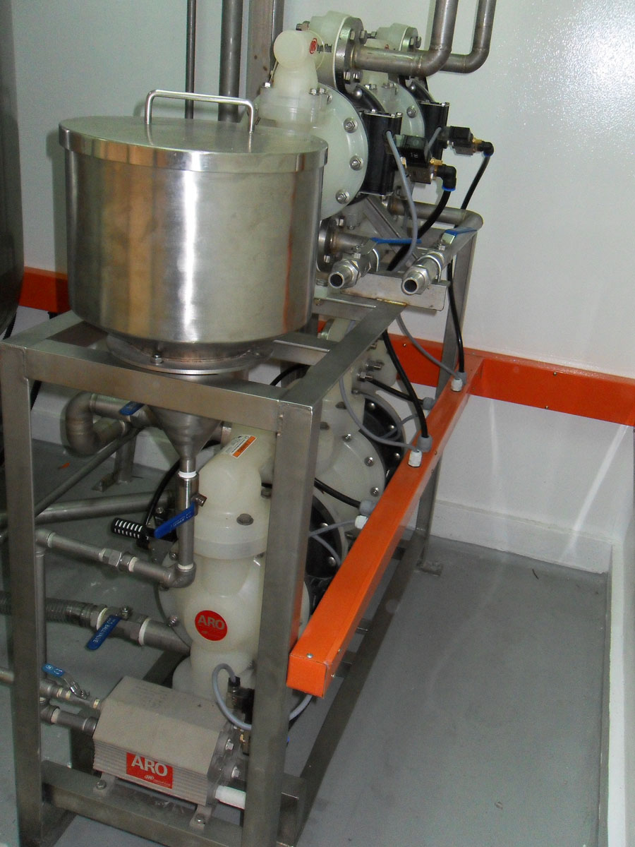 Image of Micro-dosing systems