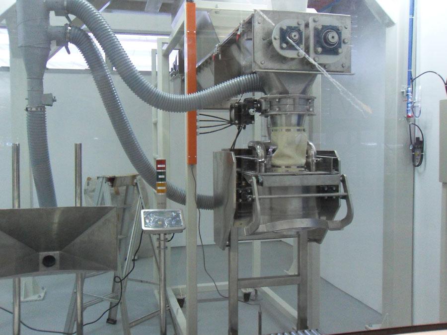 Image of 25–50kg auto-bagging equipment