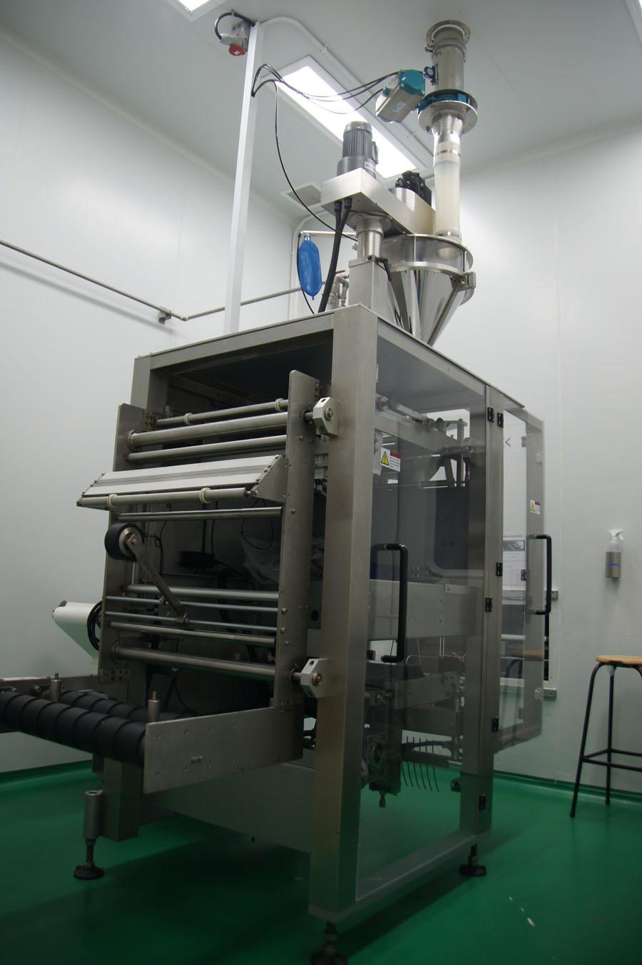 Image of 100–1,000g VFFS equipment