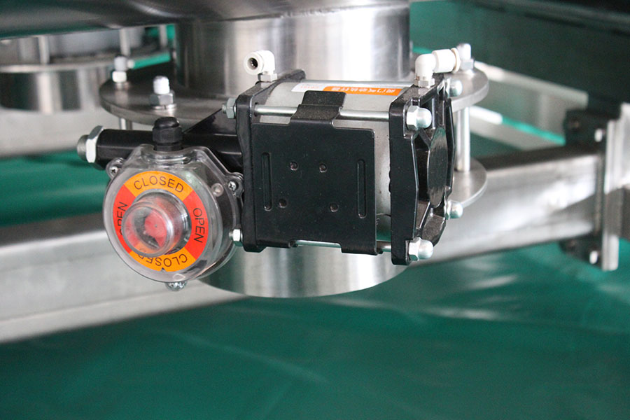 Image of Twin paddle shaft mixers